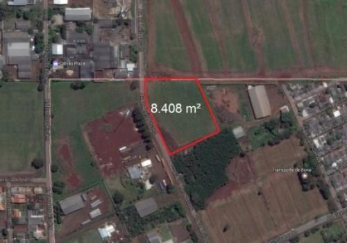 Área urbana à venda Pilar Parque Campestre 8.408 m2
