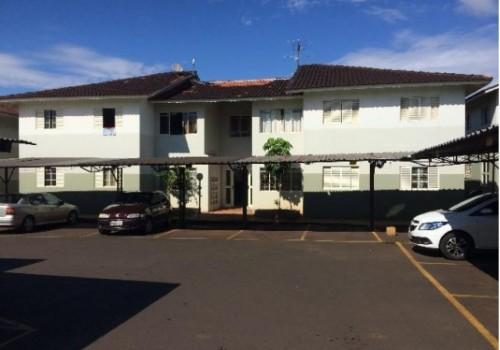 Apartamento Locação Condomínio Parque Campestre